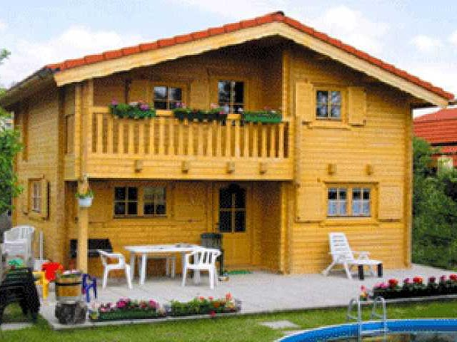Blockhaus Cambal