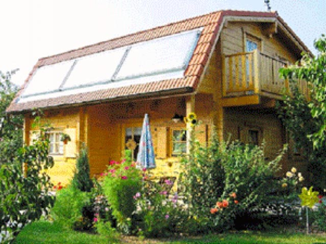 Blockhaus Erbach