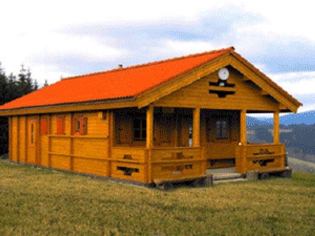 Blockhaus Meißen