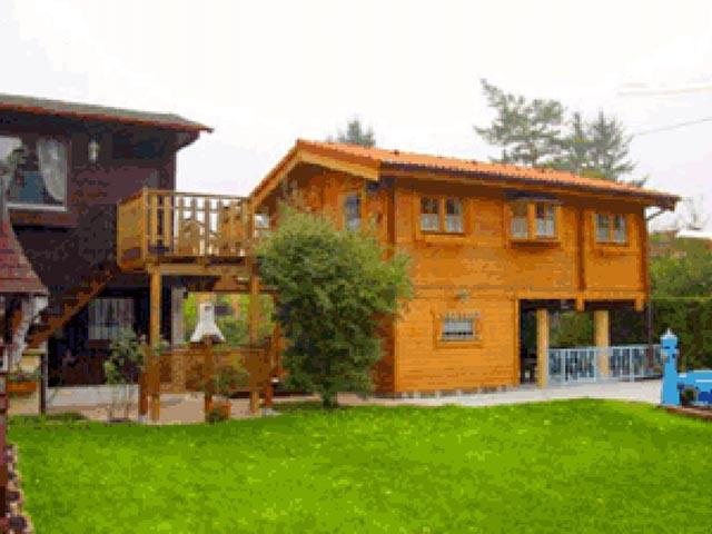 Blockhaus Mikula