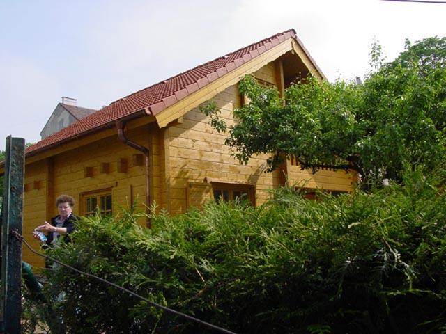 Blockhaus Schöneiche