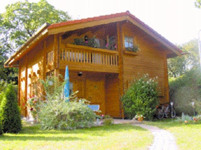 Blockhaus Waldblick