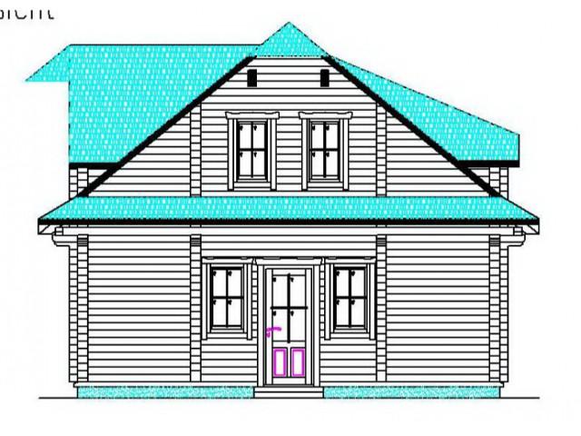 Blockhaus Jülich - Außenansicht 3