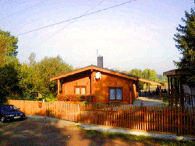 Blockhaus Karlshof - Außenansicht 1