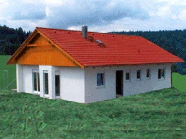 Bungalow Neuhof - Außenansicht
