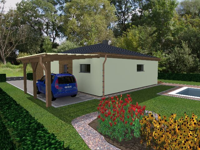 Bungalow 06 - Carport