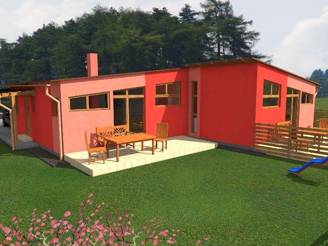 Doppelhaus 01 - Terrasse