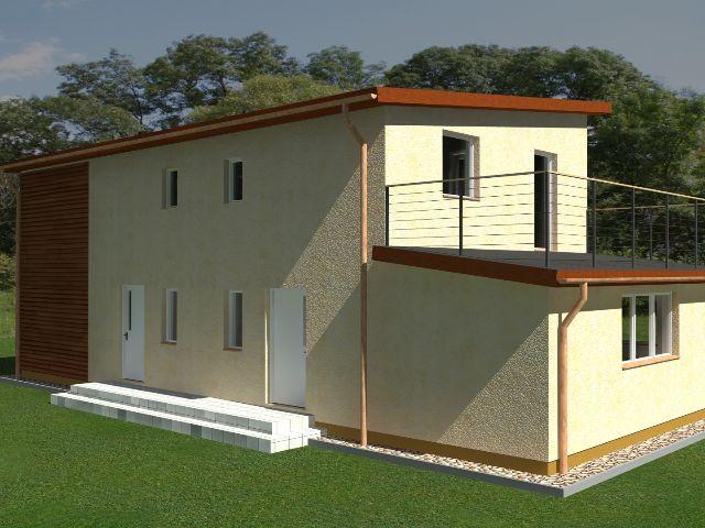 Doppelhaus 03 - Hauseingang