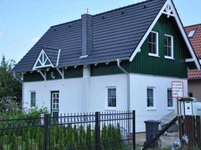 Einfamilienhaus Bella 10 - Außenansicht