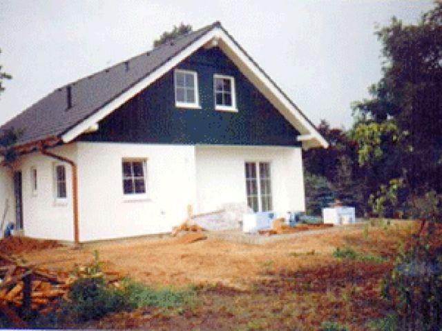Einfamilienhaus Bella 12 - Außenansicht