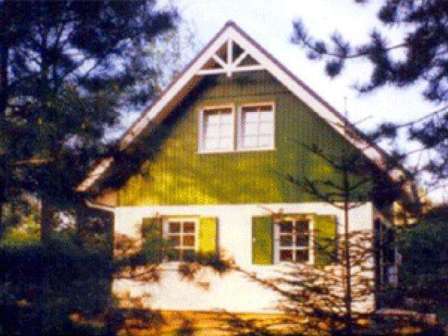 Einfamilienhaus Bella 05 - Außenansicht