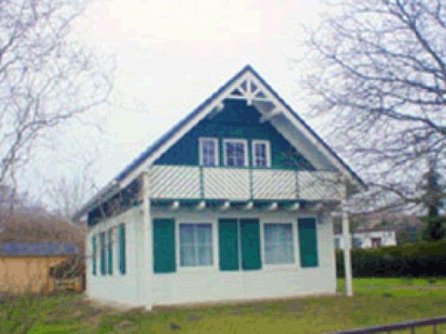 Einfamilienhaus Bella 06 - Rückansicht