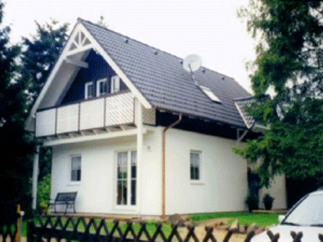 Einfamilienhaus Bella 07 - Außenansicht