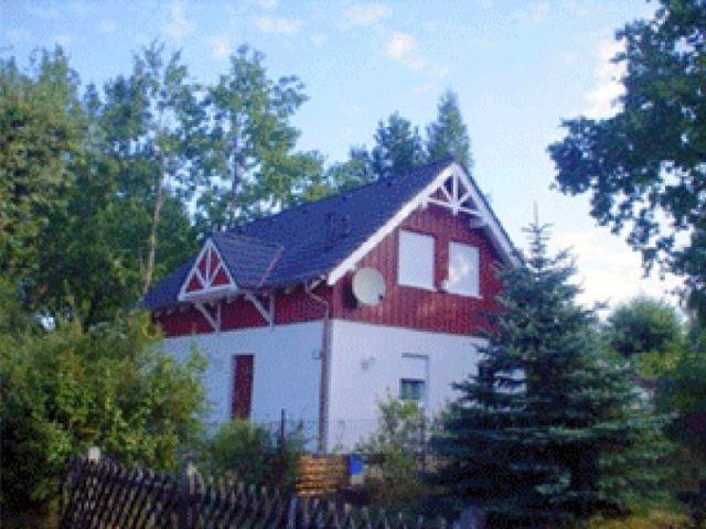 Einfamilienhaus Bella 08 - Außenansicht