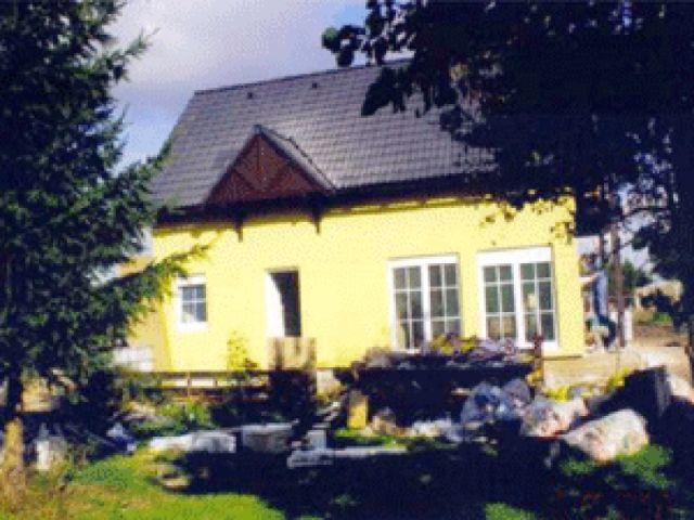 Einfamilienhaus Bella 09 - Außenansicht