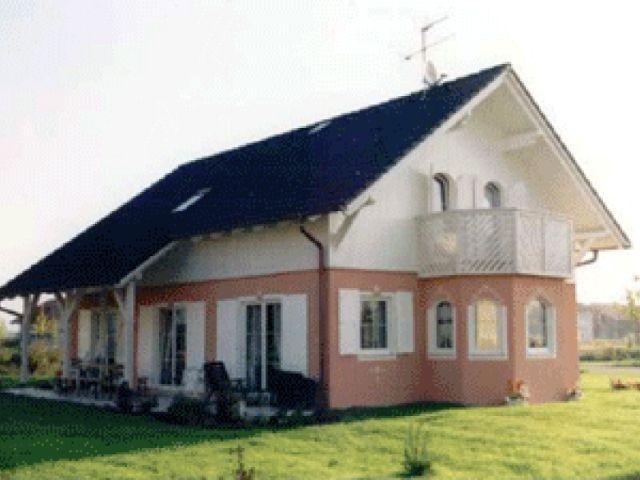Einfamilienhaus Fortuna - Außenansicht