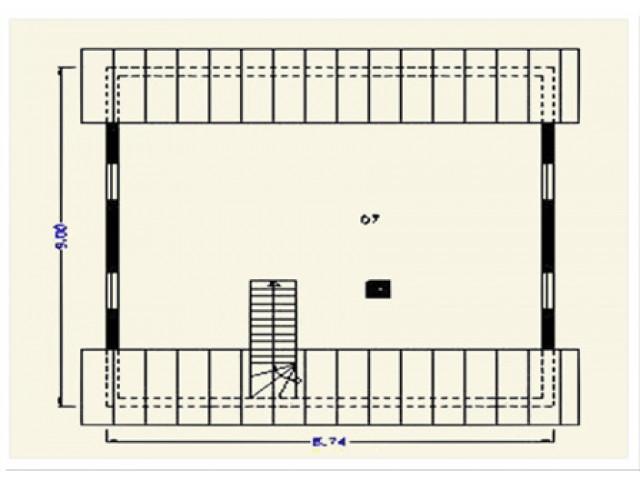 Einfamilienhaus Iris - DG
