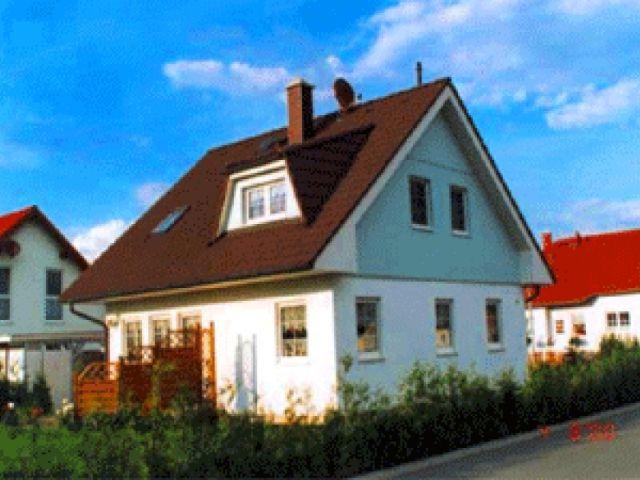 Einfamilienhaus Krone - Außenansicht
