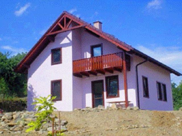 Einfamilienhaus Lilie - Außenansicht
