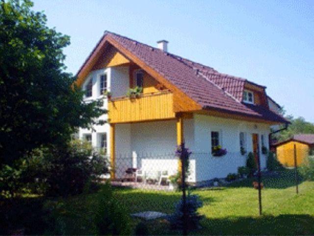 Einfamilienhaus Lindenberg - Außenansicht