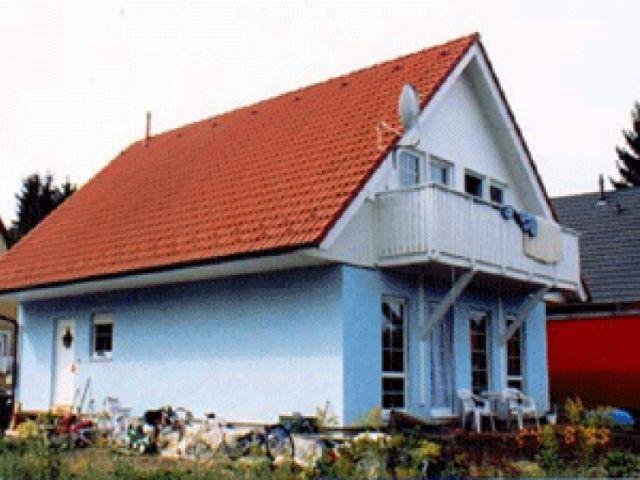 Einfamilienhaus Rheinburg - Außenansicht