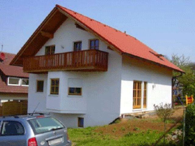 Einfamilienhaus Rheineck - Außenansicht
