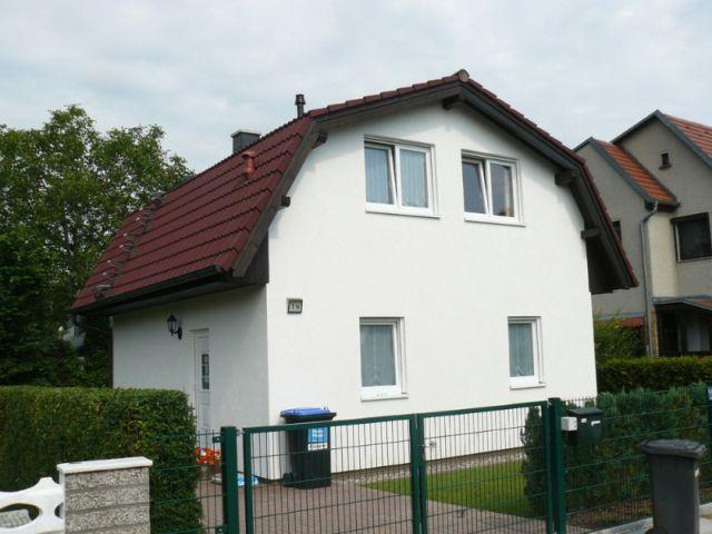 Einfamilienhaus St. Pölten 13 - Außenansicht seitlich