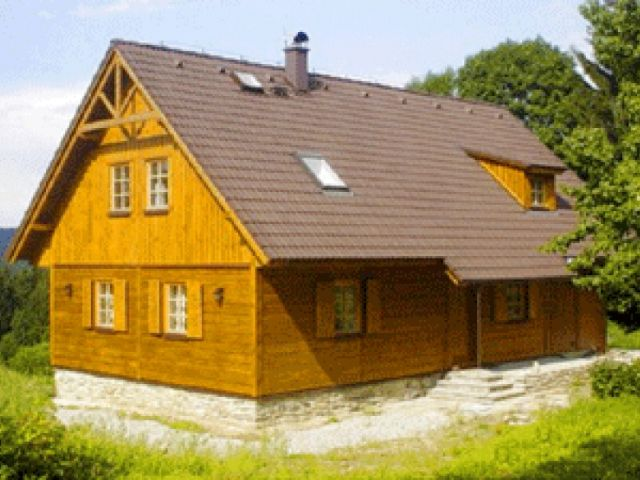 Einfamilienhaus Tanne - Außenansicht