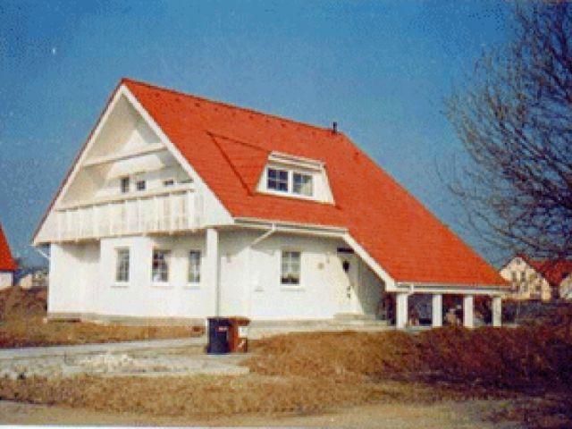 Einfamilienhaus Vega 01 - Außenansicht