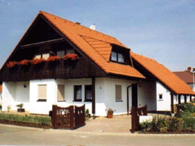 Einfamilienhaus Vega 02 - Außenansicht