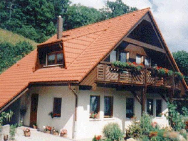 Einfamilienhaus Vega 03 - Außenansicht