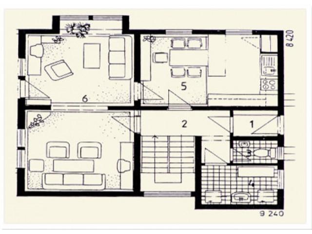 Einfamilienhaus Vega 03 - EG