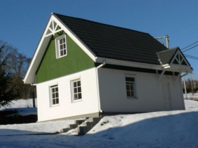Ferienhaus Bella 1 - Außenansicht