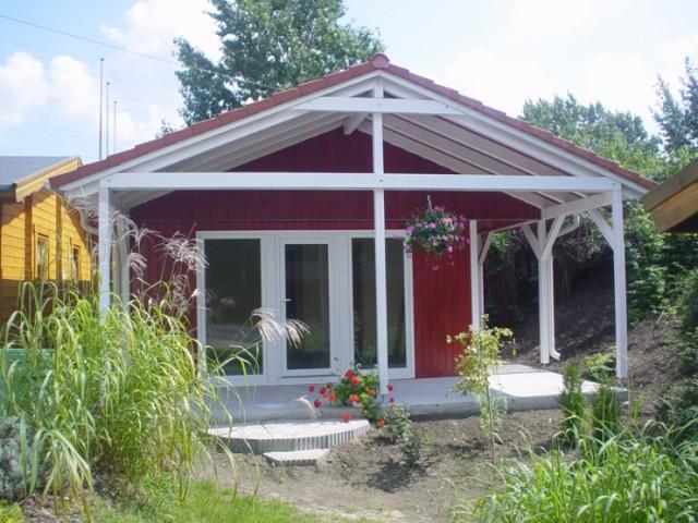 Ferienhaus Bodensee 50 - Außenansicht