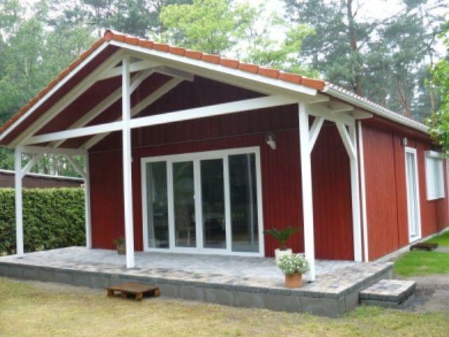 Ferienhaus Bodensee 70 - Außenansicht