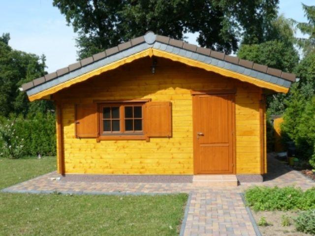 Gartenhaus Erkner - Außenansicht