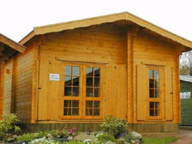 Gartenhaus Finow - Außenansicht