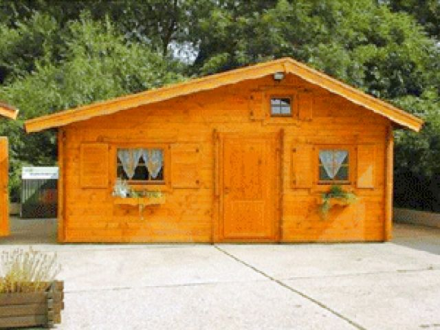 Gartenhäuser Glampke Haus