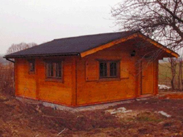 Gartenhaus Ilmenau 02 - Außenansicht