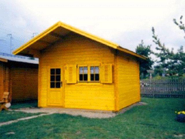 Gartenhaus Köln - Außenansicht