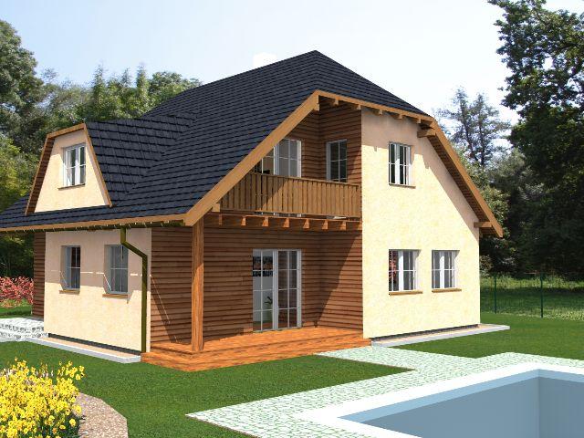Einfamilienhaus Klassik 01