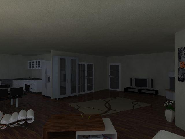 Einfamilienhaus Klassik 03 - Wohnbereich