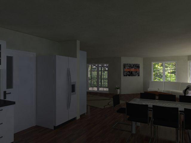 Einfamilienhaus Klassik 03 - Essbereich