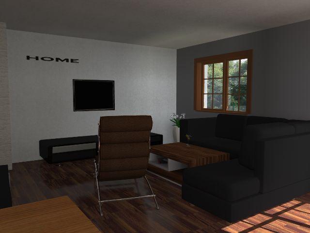Einfamilienhaus Klassik 04 - Wohnbereich