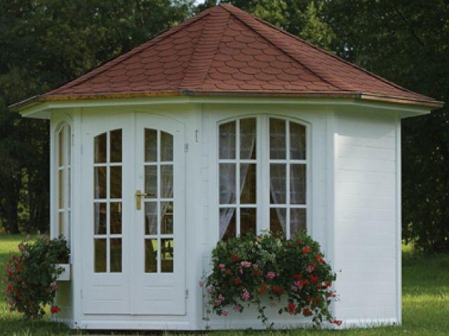 Pavillon Nantes 300 - Außenansicht
