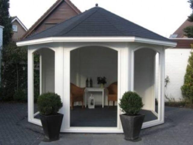 Pavillon Reims 350 - Außenansicht