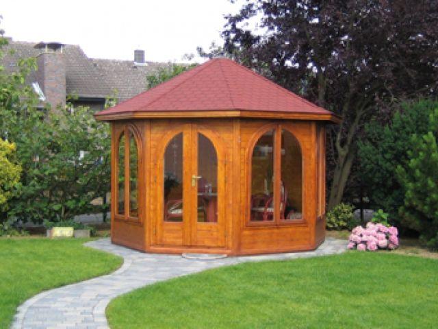 Pavillon Valence 350 - Außenansicht