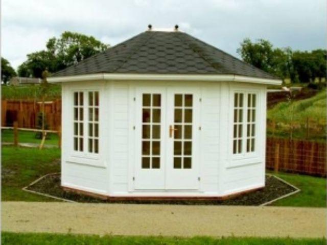 Pavillon Vernon 02 400 x 350 - Frontansicht